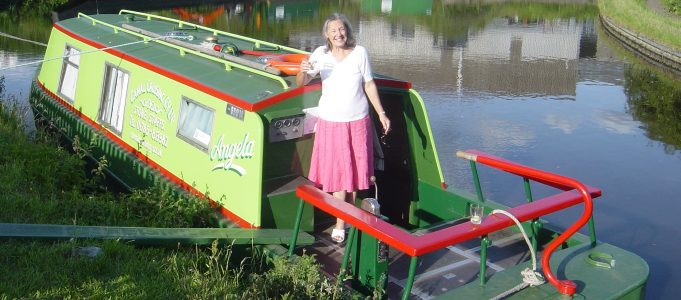Tessa & Steve – Trent & Mersey Canal, then Caldon all the way to Froghall