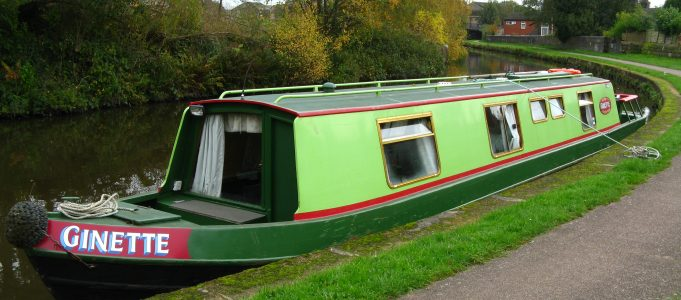 Will Turton – Trent and Mersey Canal to Etruria, Caldon Canal to Leek